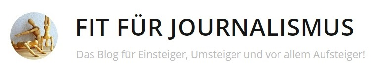 Fit für Journalismus